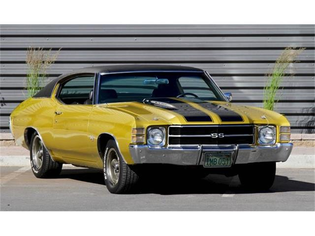 1971 Chevrolet Chevelle | 868846