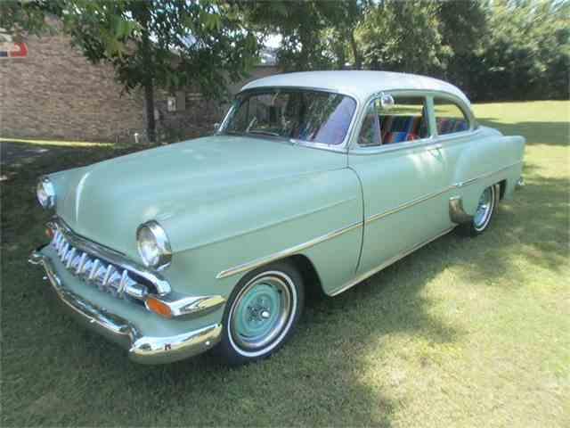 1954 Chevrolet Del Ray | 868847