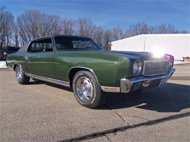 1969 To 1971 Chevrolet Monte Carlo For Sale On Classiccars