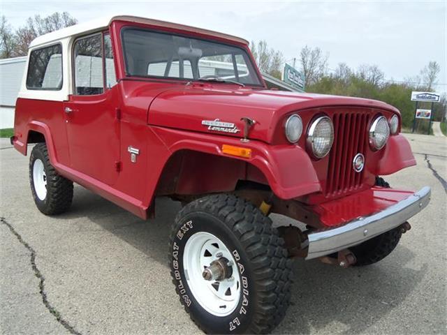 1971 Jeep Commando | 868868