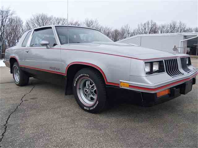 1984 Oldsmobile Cutlass | 868875