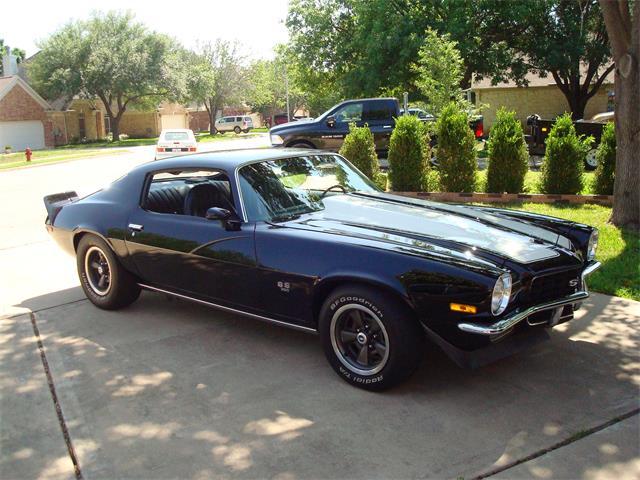 1972 Chevrolet Camaro SS | 868894