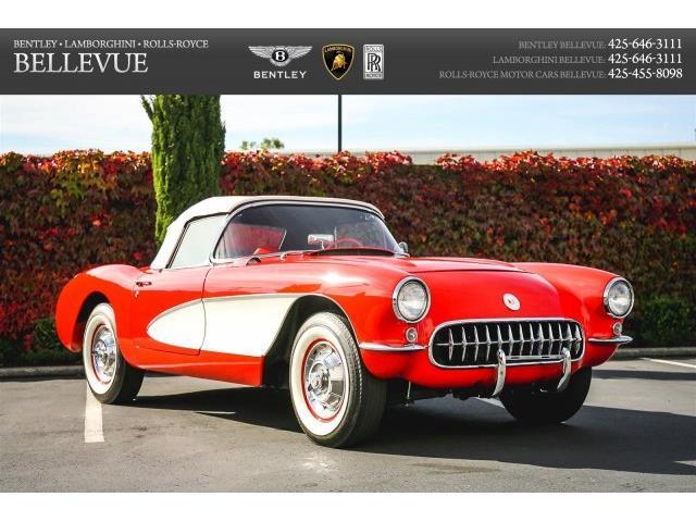 1957 Chevrolet Corvette | 868902