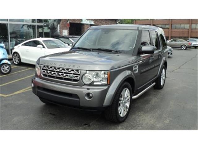 2011 Land Rover LR4 | 868905