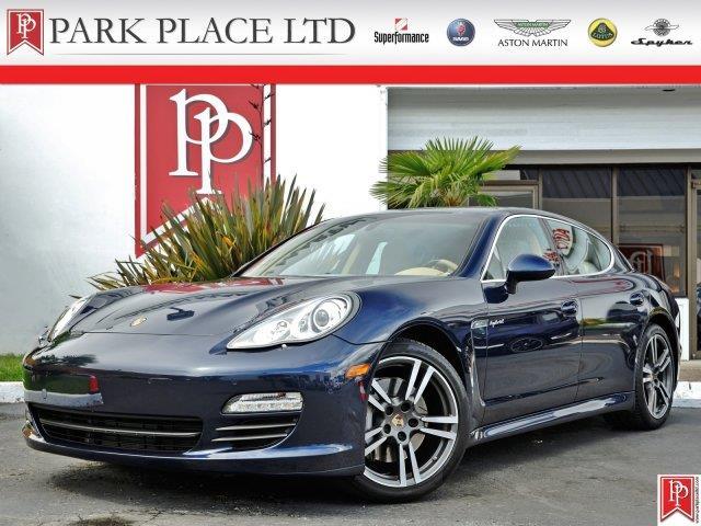 2012 Porsche Panamera S Hybrid | 868909