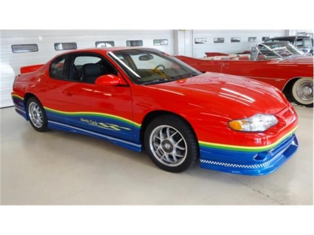 2000 Chevrolet Monte Carlo SS Jeff Gordon Edition | 868914