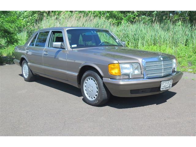1987 Mercedes-Benz 420SEL | 868915