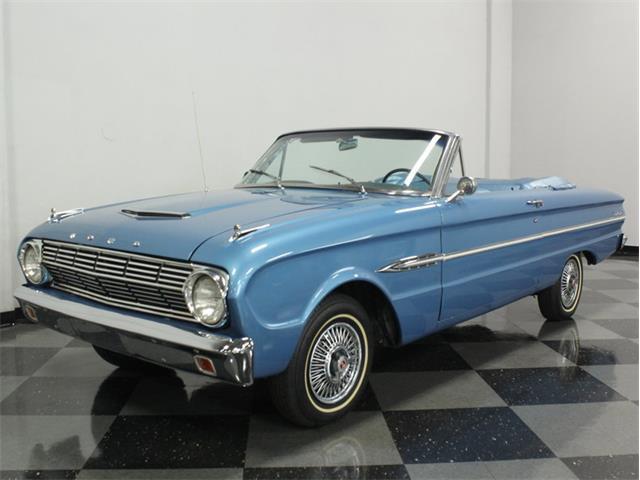 1963 Ford Falcon Futura | 868919