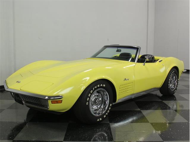 1970 Chevrolet Corvette | 868921