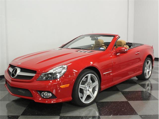 2011 Mercedes-Benz SL550 | 868922