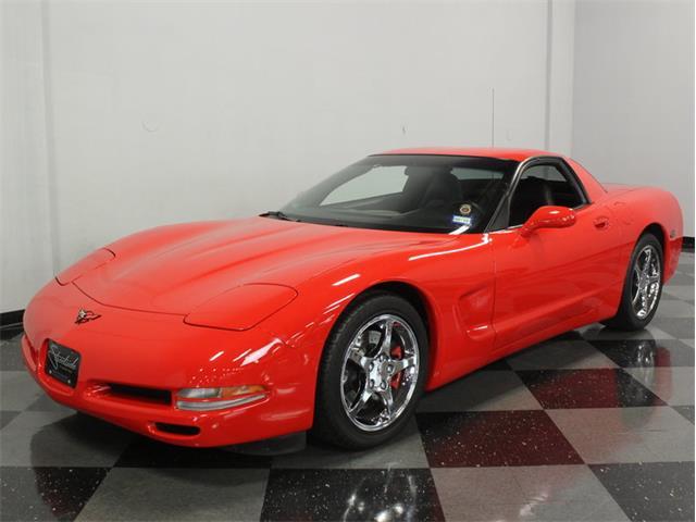 2000 Chevrolet Corvette FRC  (Hard Top) | 868924