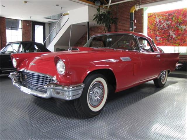 1957 Ford Thunderbird | 868935