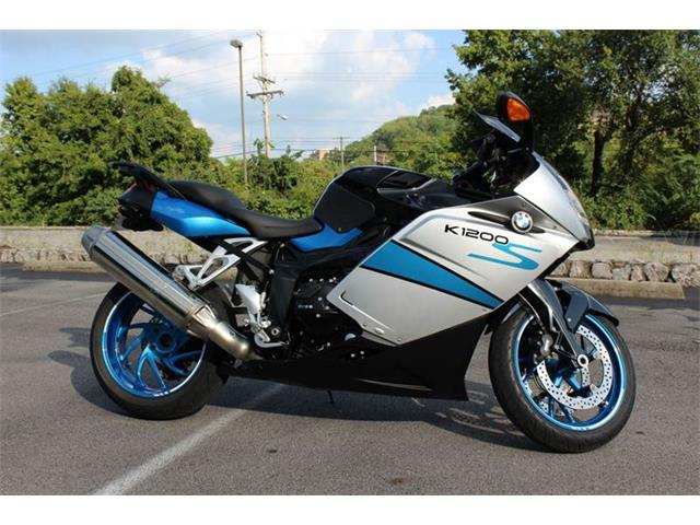 2008 BMW Motorcycle | 868936