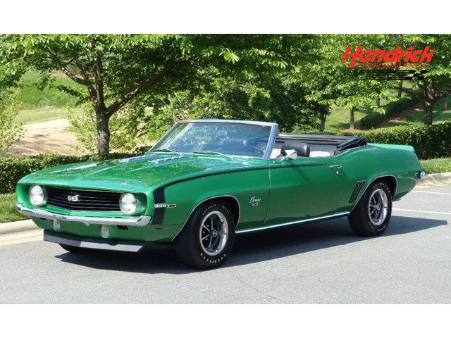 1969 Chevrolet Camaro | 868937