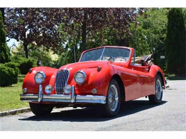 1957 Jaguar XK140 | 868940