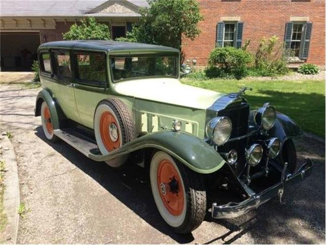 1932 Packard Sedan | 868957