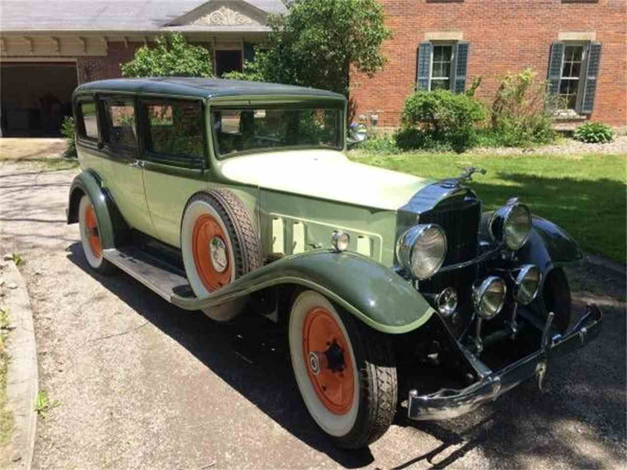 Large Picture of '32 Sedan - IMHP
