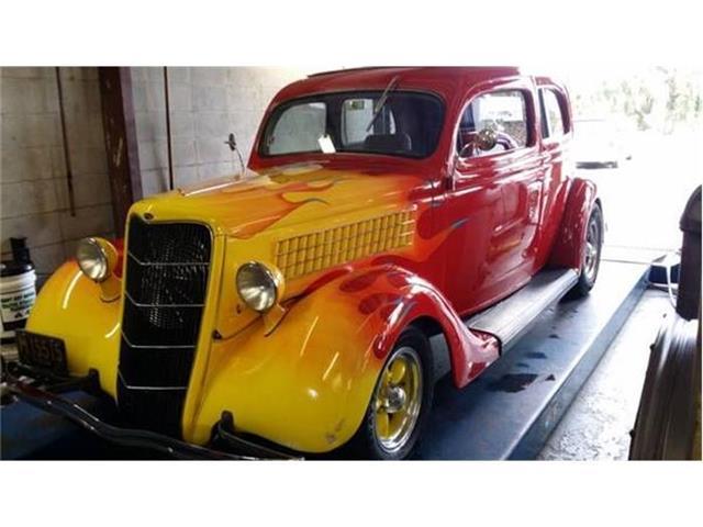1935 Ford Slantback | 868958