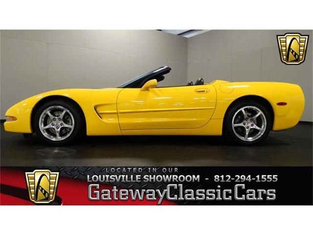 2001 Chevrolet Corvette | 869040