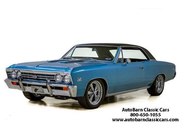 1967 Chevrolet Chevelle SS | 869063