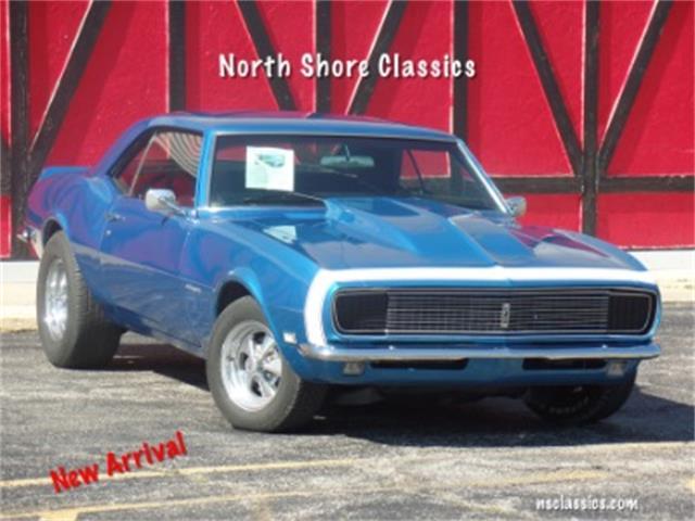 1968 Chevrolet Camaro | 869074