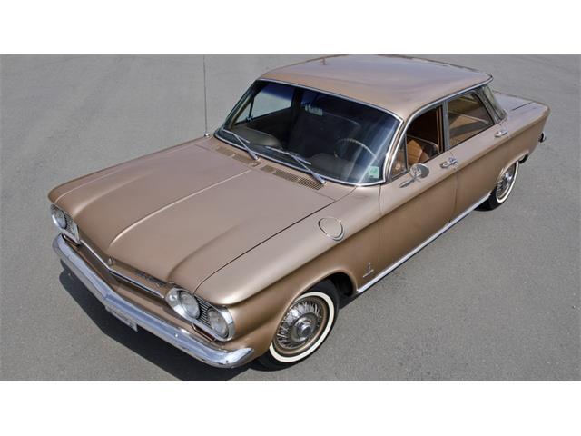1963 Chevrolet Corvair Monza | 869115