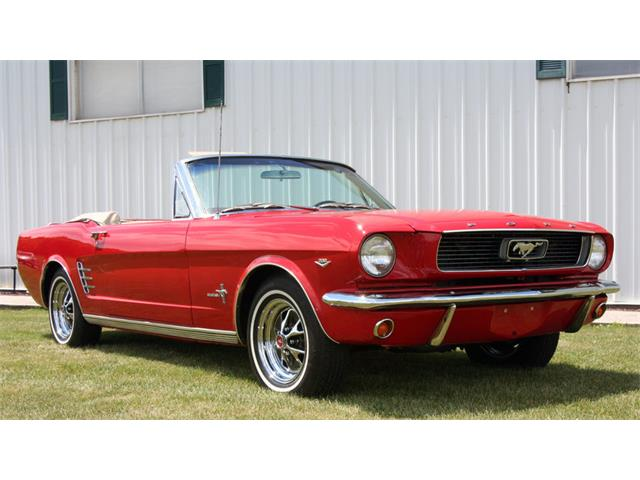 1966 Ford Mustang | 869124