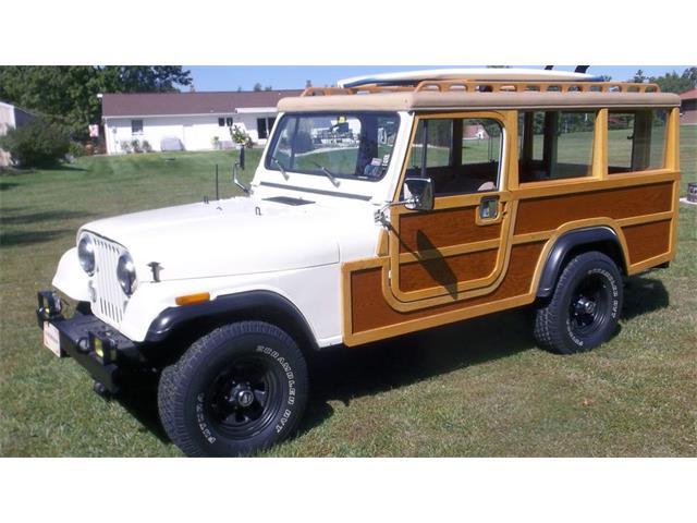 1982 Jeep CJ8 Scrambler | 869132