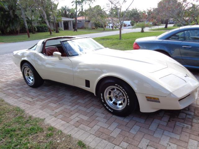 1981 Chevrolet Corvette | 860925