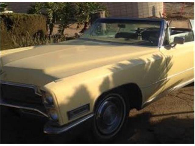 1968 Cadillac 2-Dr Convertible | 869275
