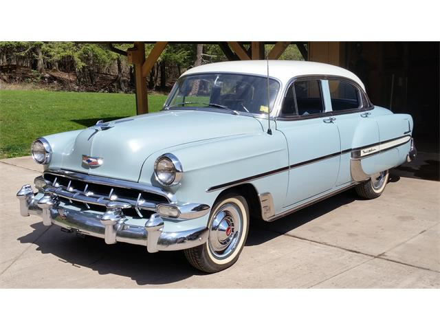 Classifieds for 1954 chevrolet bel air 16 available for 1954 chevy belair 4 door