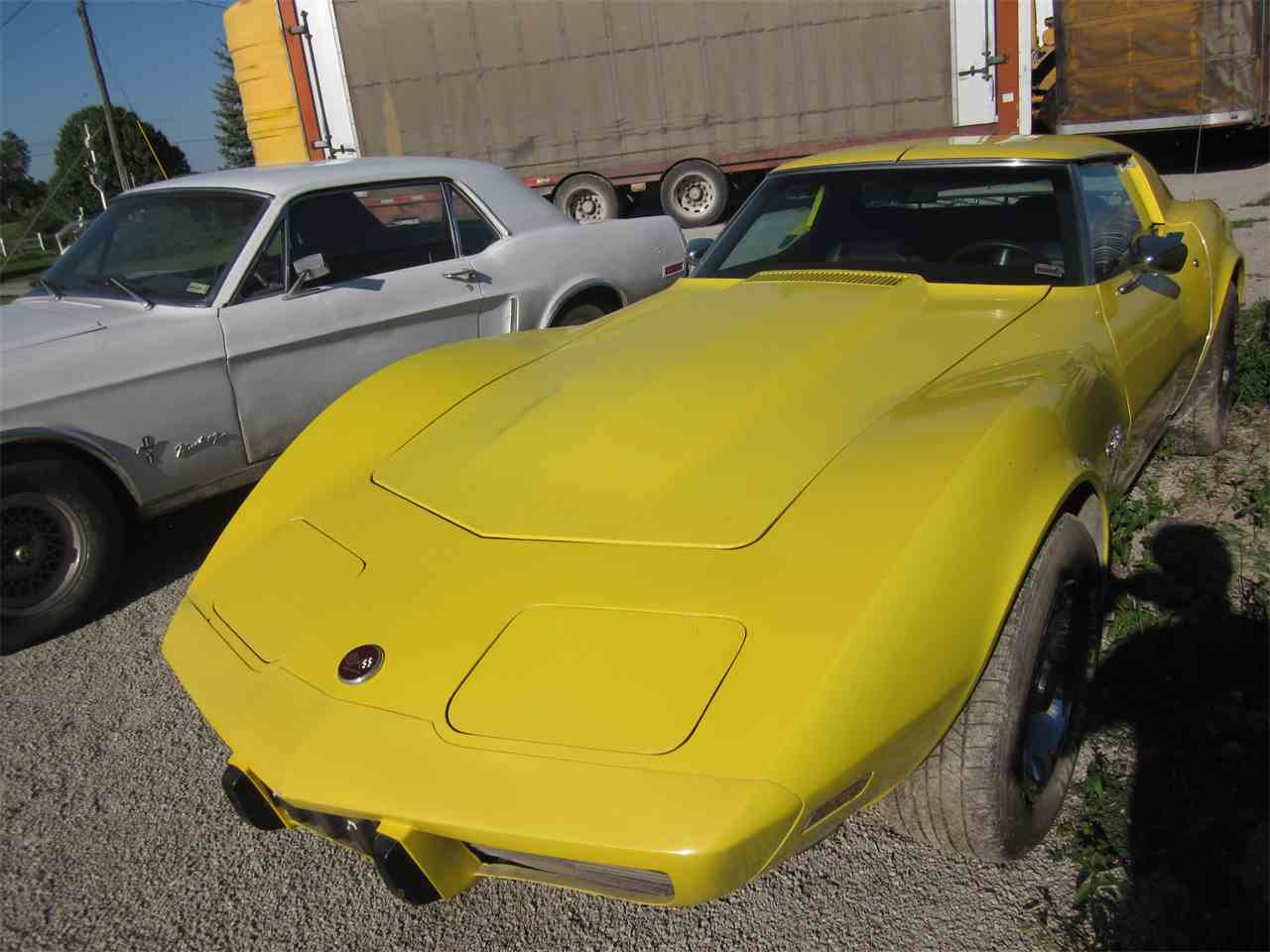 Large Picture of '76 Chevrolet Corvette Offered by a Private Seller - IMQL
