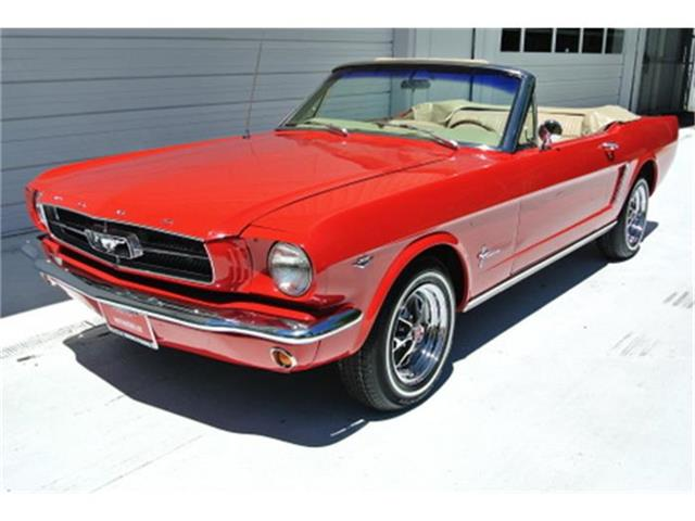 1965 Ford Mustang | 869289