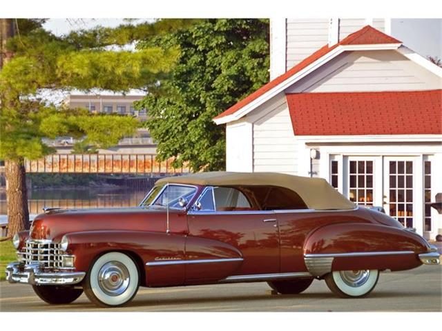 1947 Cadillac Series 62 | 869296