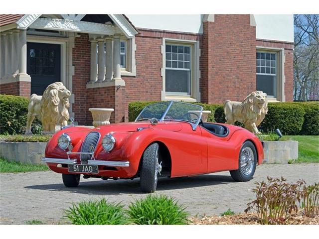 1951 Jaguar XK120 | 869315