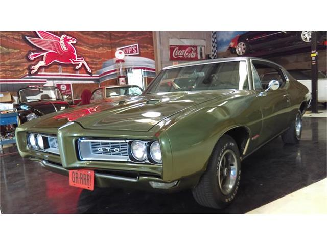 1968 Pontiac GTO | 869319