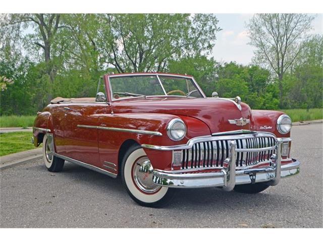 1949 DeSoto Custom | 869322