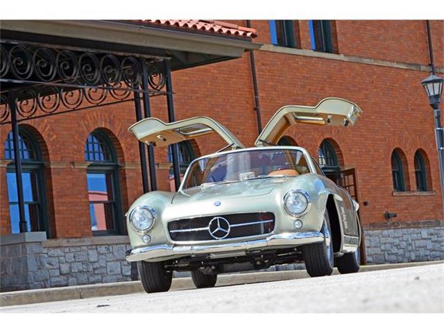 1955 Mercedes-Benz Gullwing | 869329