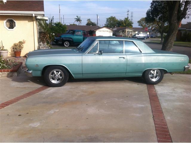 1965 Chevrolet Chevelle Malibu | 869334