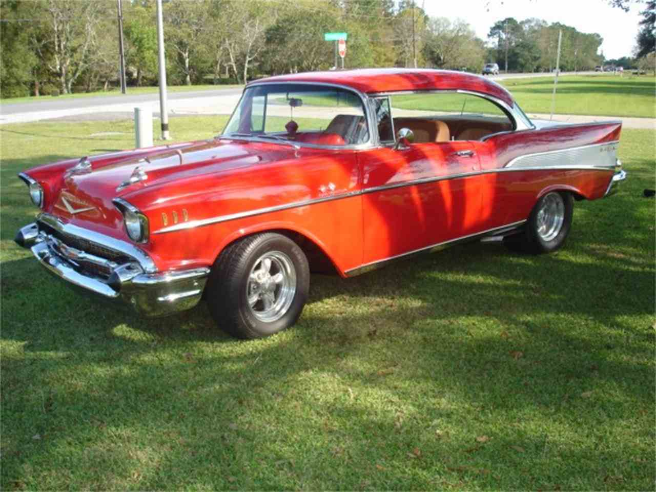 1957 chevrolet bel air for sale cc 869394. Black Bedroom Furniture Sets. Home Design Ideas
