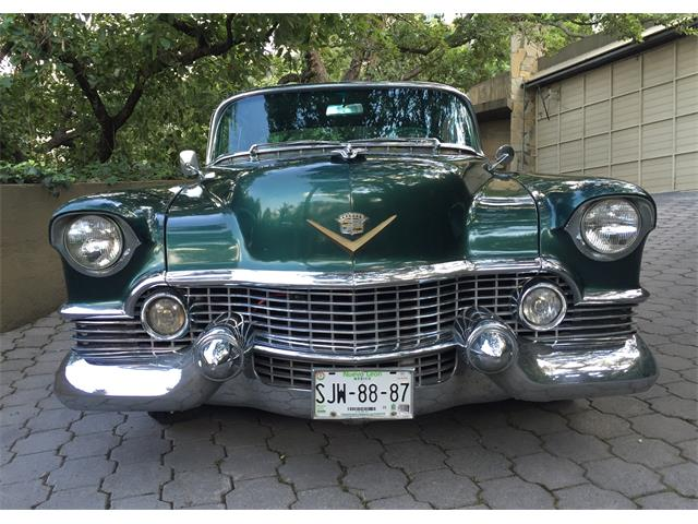 1954 Cadillac Coupe DeVille | 870001