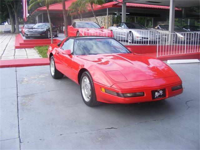 1995 Chevrolet Corvette | 871030