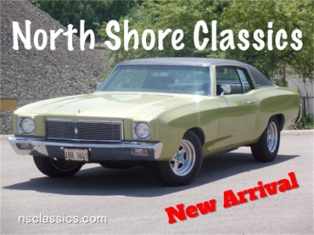 1971 Chevrolet Monte Carlo | 871078