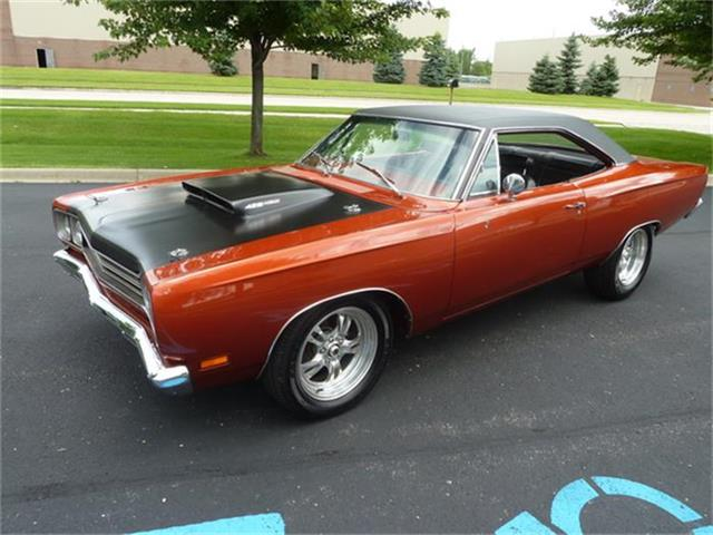 1969 Plymouth Road Runner | 871109