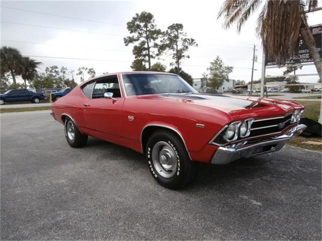 1969 Chevrolet Chevelle | 871153