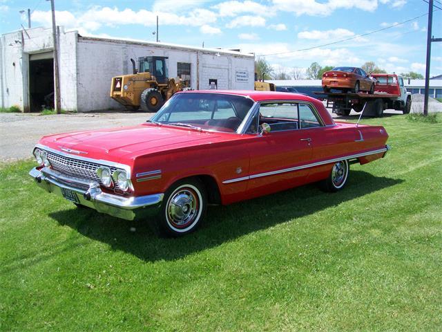 1963 Chevrolet Impala SS | 871206