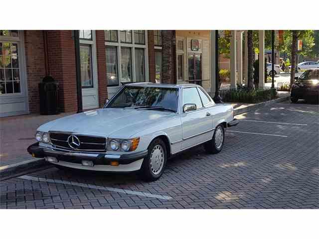1987 Mercedes-Benz 560SL | 871208
