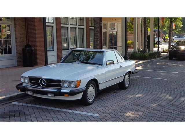 1987 Mercedes-Benz 560SL | 871208