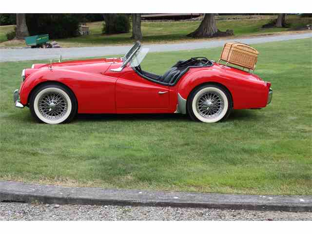 1962 Triumph TR3A | 871212