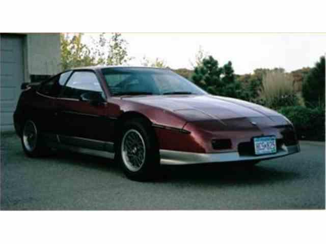 1987 Pontiac Fiero | 871216